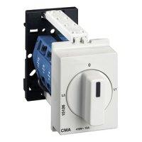 SCHNEIDER 15126   Amperemeter-Wahlschalter CMA, 10A