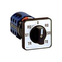 SCHNEIDER 16018   Voltmeter-Nockenschalter 3L und 3LN 450...