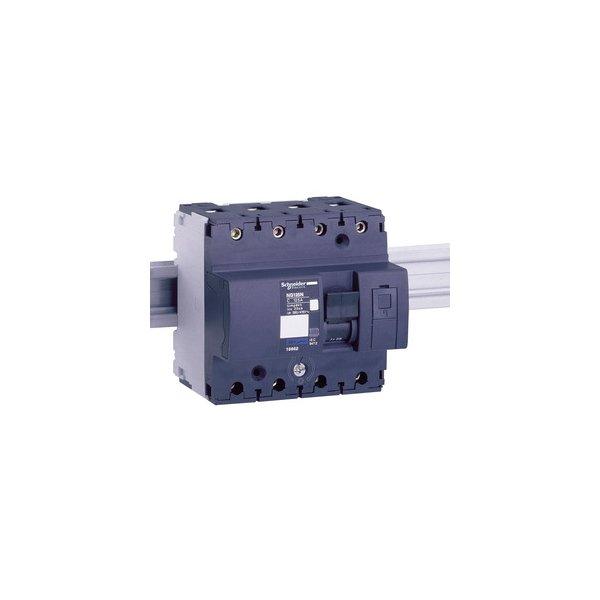 SCHNEIDER 18662 | Leistungsschalter NG125N, 4P, 125A, C-Charakteristik