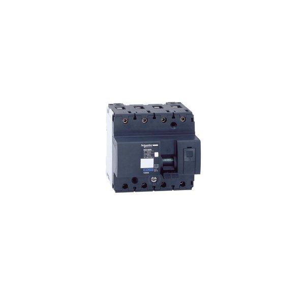 SCHNEIDER 18673 | Leistungsschalter NG125N, 4P, 100A, D-Charakteristik