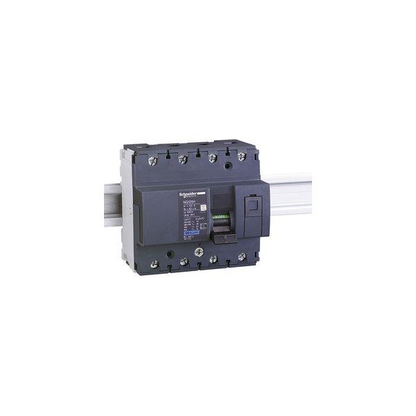 SCHNEIDER 18740   Leistungsschalter NG125H, 4-polig, 80A, C-Charakteristik