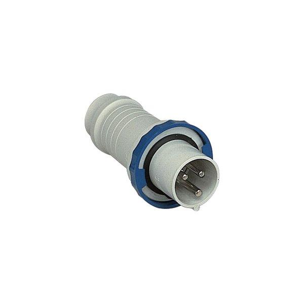 SCHNEIDER 81390   CEE Stecker, Schraubklemmen , 125A, 2p+E, 200-250 V AC, IP67