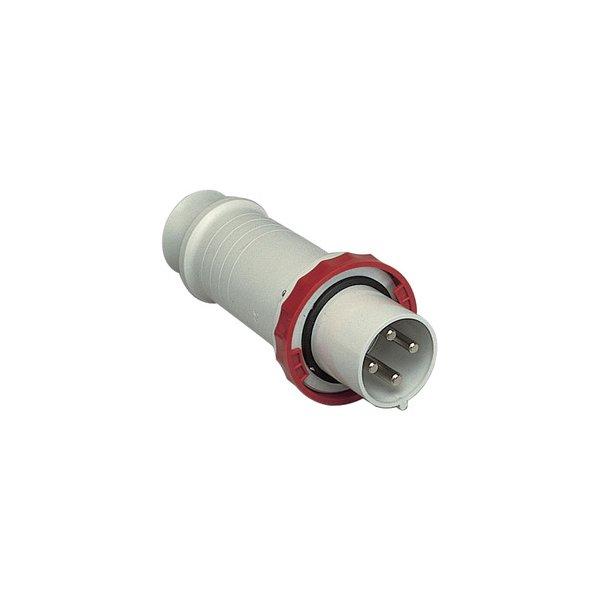 SCHNEIDER 81394   CEE Stecker, Schraubklemmen , 125A, 3p+E, 380-415 V AC, IP67