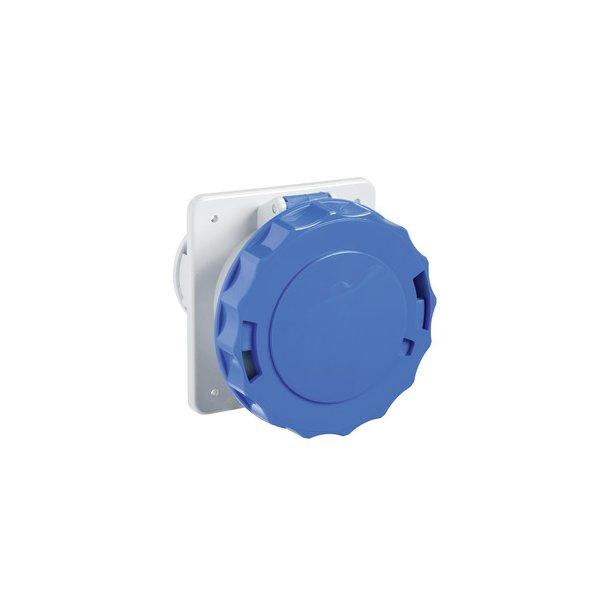 SCHNEIDER 81690   Anbausteckdose gerade- 125A, 2p+E, 200-250 V AC, IP67