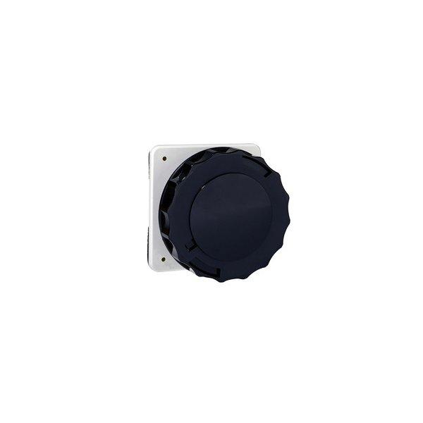 SCHNEIDER 81698   Anbausteckdose gerade- 125A, 3p+N+E, 480-500 V AC, IP67
