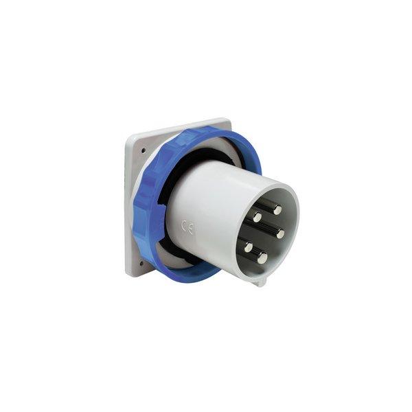 SCHNEIDER 81892   AufbaugeräteCEE Stecker, 125A, 3p+N+E, 200-250 V AC, IP67