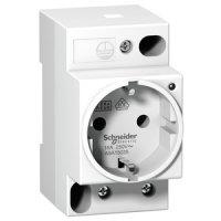 SCHNEIDER A9A15035 | Steckdose iPC 2P+E 16A 250VAC...