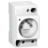 SCHNEIDER A9A15307 | Steckdose iPC, 2P+E, 16A, 250VAC,...