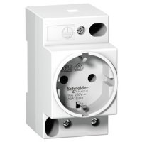 SCHNEIDER A9A15310 | Steckdose iPC, 2P+E, 16A, 250VAC,...