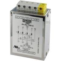10511 - MEF Netzentstörfilter 3-phasig 1-stufig mit N