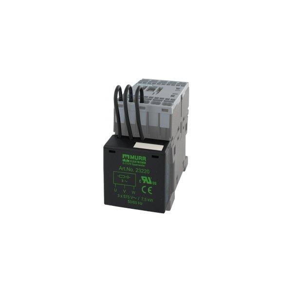 23220 - Motorentstörmodul zum Anschluß an Siemensschaltgerät S00,