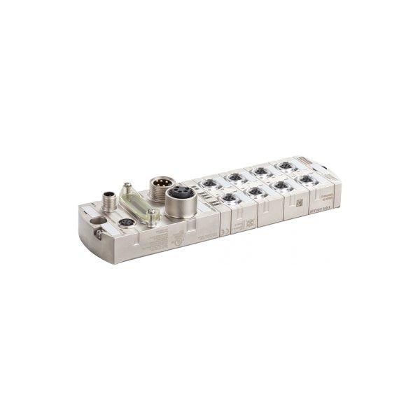 55297 - MVK E/A Kompaktmodul, Metallausführung