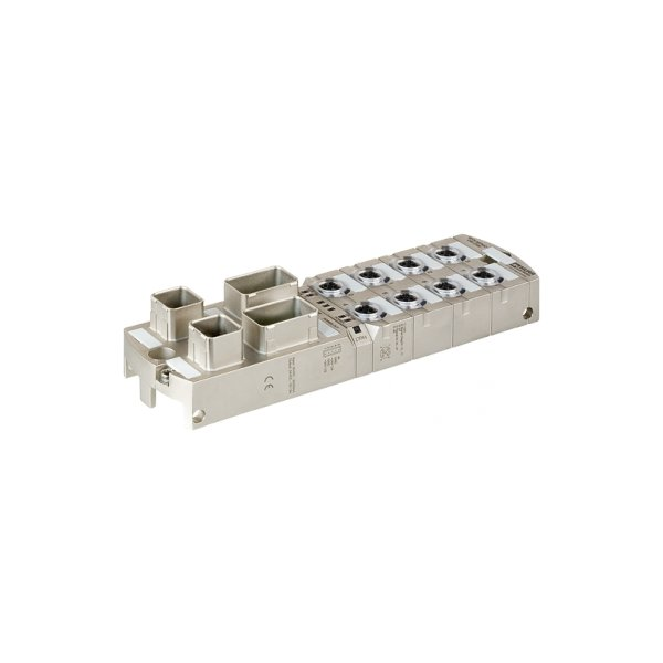 55528 - MVK+ MPNIO DI8 DI8 IRT Push Pull galvanische Trennung