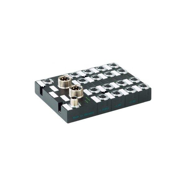 56641 - Cube67 DIO16 DO16 E 16xM12 (1,6/2A)