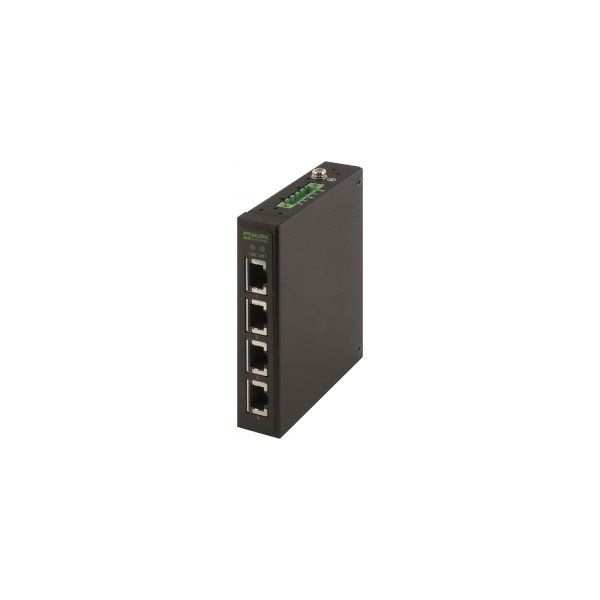 58151 - Tree 4TX Metall - Unmanaged Switch - 4 Ports