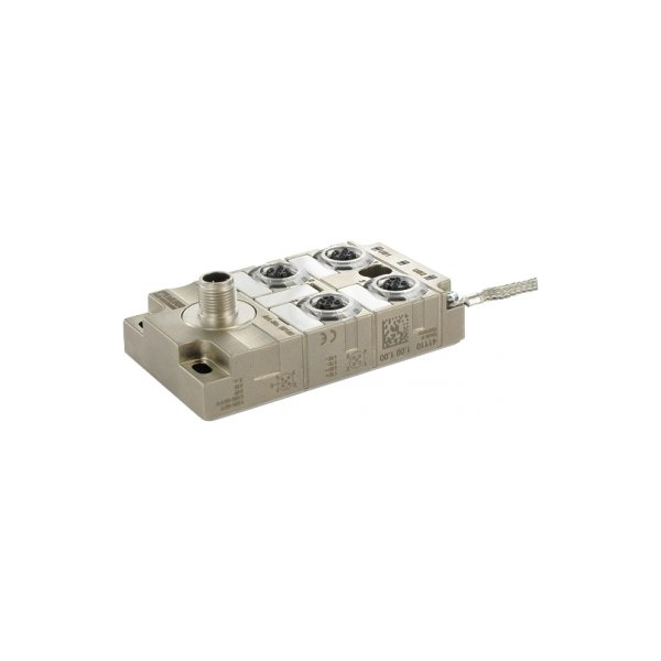 58160 - Tree 4TX IP67 Metall - Unmanaged Switch - 4xM12