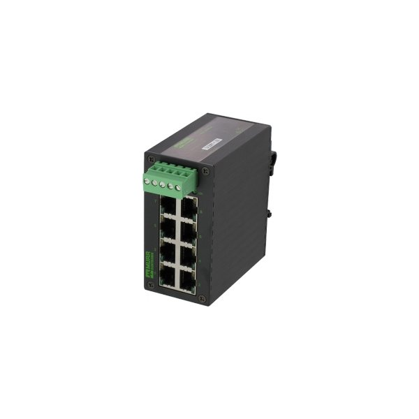 58171 - Tree 8TX Metall - Unmanaged Switch - 8 Ports