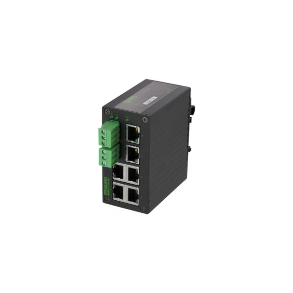 58172 - Tree 6TX Metall - Unmanaged Switch - 6 Ports