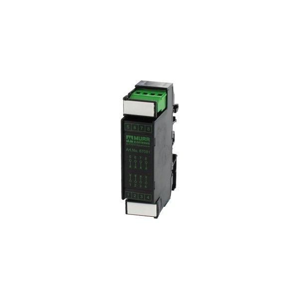 67081 - Montageplatte MKS - M 4