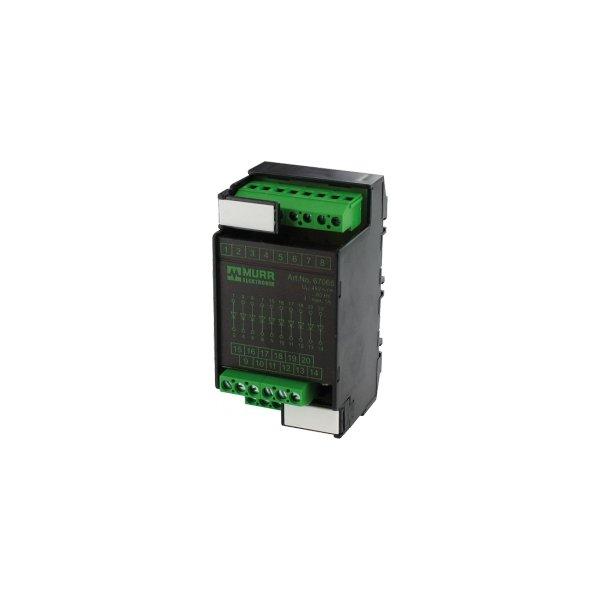 67083 - Montageplatte MKS - M 8