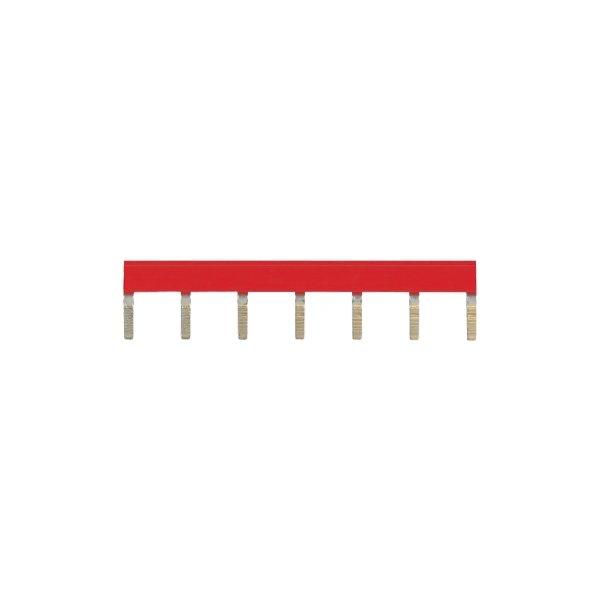 90971 - Potentialschiene rot 40 polig