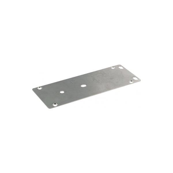 996066 - V2A-Bodenplatte MVP Metall 8-fach