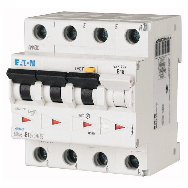 Eaton 170947 | FRBM6-C6/3N/03