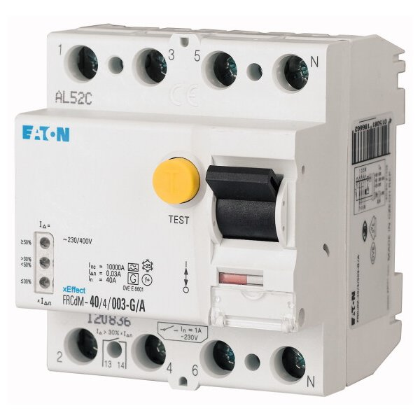 Eaton 168648   FRCDM-40/4/003-G/A
