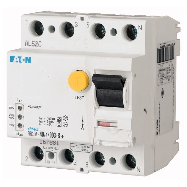 Eaton 167881   FRCDM-40/4/003-G/B+