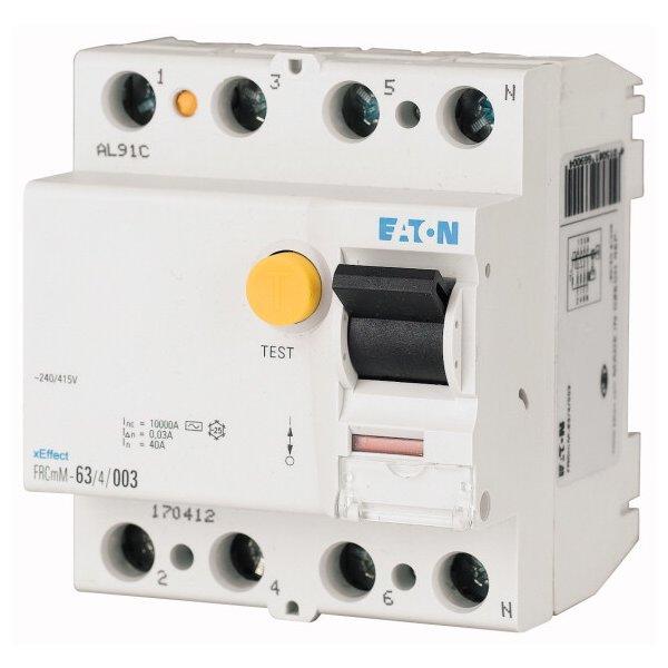 Eaton 167709 | FRCMM-40/4/03-G/A-NA-110