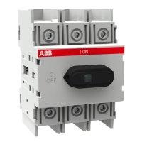 ABB 1SCA022429R9140 | Lasttrennschalter 3-polig 125A m....